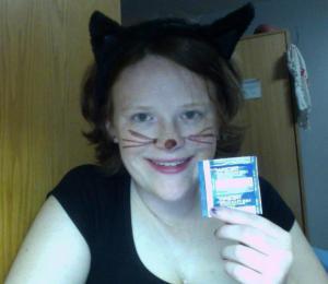 The Free Condom Kitty